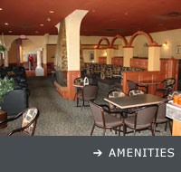 More information about our amenities